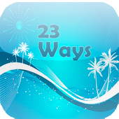 23 Ways Personal Development Icon